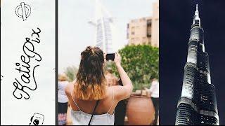 DUBAI PART ONE | Vlog 031 | Katie Pix by Katie Pix