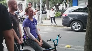Coldplay - A Head Full Of Dreams (Official Video) Recording in Mexico City