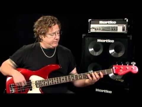 Bass Guitar Lessons – Fretboard Fitness – #3 Modes & Scales – Stu Hamm