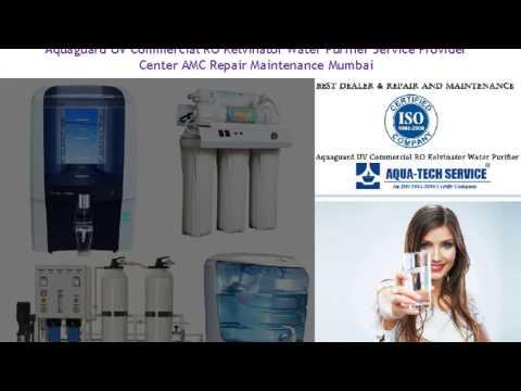 Aquaguard UV Commercial RO Kelvinator Water Purifier Service Provider Center AMC Repair Maintenance