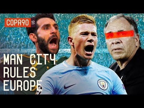 Video: Man City Rules Europe, Heath's USMNT Thoughts & The Race For MLS MVP | FFS