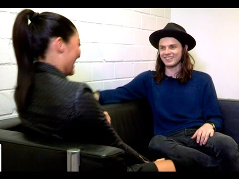 Jeannie D interviews musician James Bay