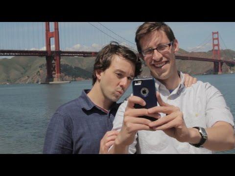 If Guy BFFs Vacationed Like Girl BFFs (видео)