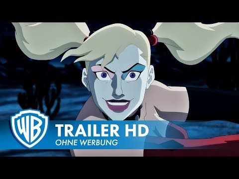 SUICIDE SQUAD: Hell To Pay - Trailer Deutsch HD German (2018)