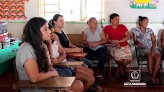 Curso de pintura em tecido é desenvolvido pelo Cras de Alto Araguaia