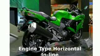 5. 2011 Kawasaki Ninja ZX-14 Info