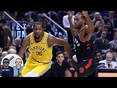Video: Do Kawhi Leonard, Raptors have a chance to beat Warriors in Finals? | Jalen & Jacoby | NBA on ESPN