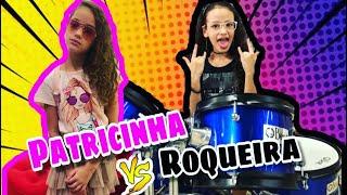 PATRICINHA VS ROQUEIRA POR 24 HORAS