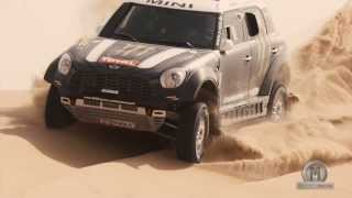 Monster Energy X Raid Team 2014 Dakar Rally