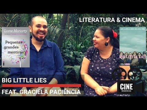 BIG LITTLE LIES e outras histórias que mereciam (ou não) continuar sendo contadas | LIT & CINEMA