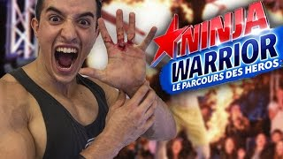 Video GAGNER NINJA WARRIOR !! MP3, 3GP, MP4, WEBM, AVI, FLV November 2017
