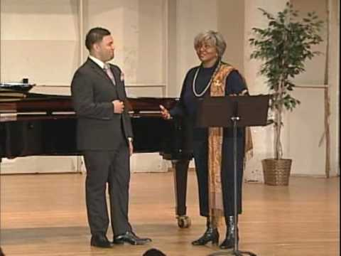 Master Class With Grace Bumbry