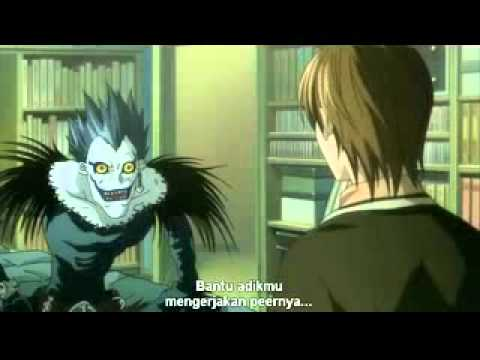 Death Note Episode 03 Part 1 Sub Indonesia 3gp