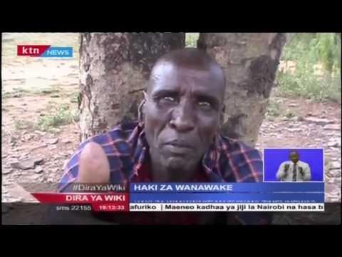Haki za wanamwake mashinani
