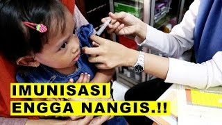Video Imunisasi Bayi Lucu ❤ Suntik Campak MP3, 3GP, MP4, WEBM, AVI, FLV Februari 2019