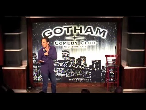 Sebastian Maniscalco- Italian Weddings