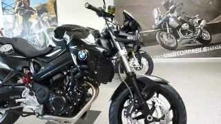 5. BMW F 800 R 87 Hp 200 Km/h 124 mph 2012 * see also Playlist