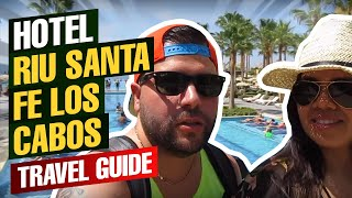 Los Cabos Mexico  city photos gallery : Riu Santa Fe Los Cabos Mexico Travel Vlog Day 2