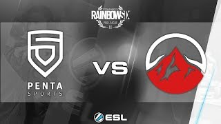 Video Rainbow Six Pro League 2017 - Season 2 Finals - PC - PENTA Sports vs. Elevate - day 2 - Grand Final MP3, 3GP, MP4, WEBM, AVI, FLV Februari 2018