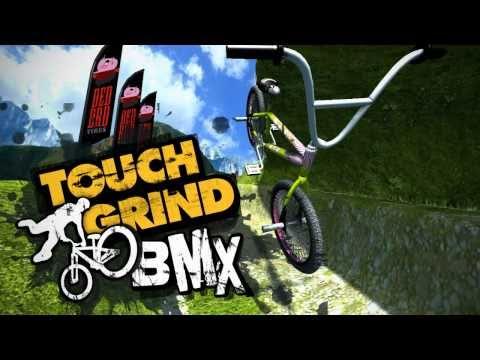 Touchgrind BMX Trailer