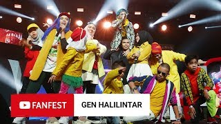 Video GEN HALILINTAR @ YouTube FanFest Jakarta 2018 MP3, 3GP, MP4, WEBM, AVI, FLV Mei 2019