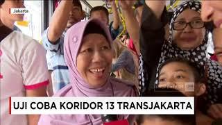 Video Live Report : Ujicoba Koridor 13 Transjakarta Jalur Ciledug - Tendean MP3, 3GP, MP4, WEBM, AVI, FLV Agustus 2017