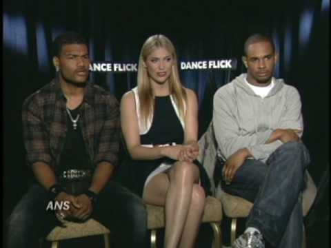 DAMIAN DANTE, DAMON JR WAYANS, SHOSHANA BUSH DANCE FLICK INT