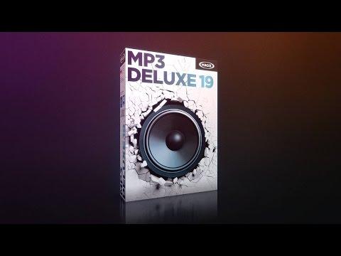 MAGIX MP3 deluxe 19 (INT) -  MP3 Converter