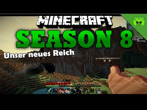 UNSER NEUES REICH «» Minecraft Season 8 # 14 | HD