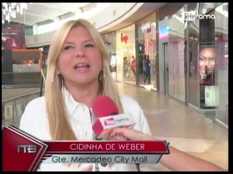 City Mall se viste de colores por fiestas de Guayaquil
