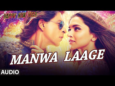 "Exclusive: ""Manwa Laage"" Full AUDIO Song 