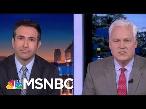 Ari Melber Presses President Donald Trump Ally On Ominous Mueller Claim | The Beat With Ari Melber