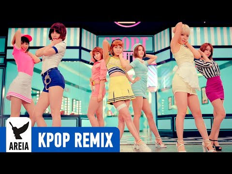 KPOP - Portfolio Remix by Areia Creations Production Team http://www.areiacreations.com Vocal Recording, Lyrics, Music Video Copyright©2014 FNC Entertainment Remix Arrangement Copyright©2014 Areia...