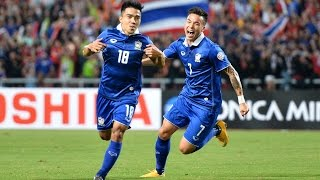 Video Thailand vs Philiippines: AFF Suzuki Cup 2014 - Semi Final (2nd Leg) MP3, 3GP, MP4, WEBM, AVI, FLV Januari 2018