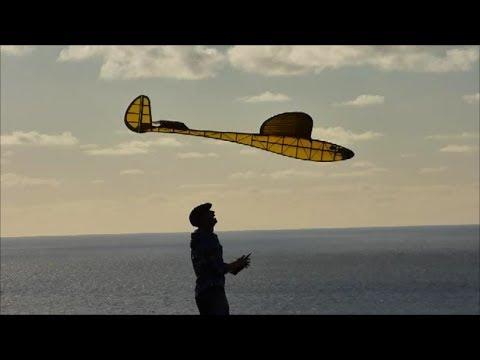 Leprichaun Glider. On-board footage