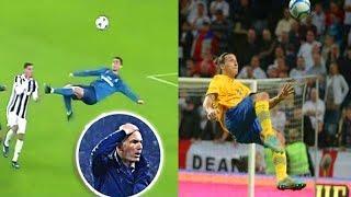 9 Increibles Goles Acrobaticos vistos en el Futbol