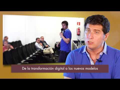 """Nacho Mas: """"La economía colaborativa ha hecho que las personas puedan contactar""""[;;;]Nacho Mas: """"L'economia col·laborativa ha fet que les persones puguen contactar""""[;;;]"""