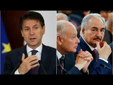 Παλέρμο: Ξεκινά η Διεθνής Διάκεψη για το μέλλον της Λιβύης…