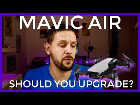 DJI MAVIC AIR | SHOULD YOU UPGRADE