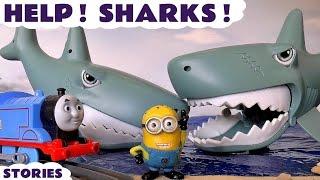 Help! Sharks!