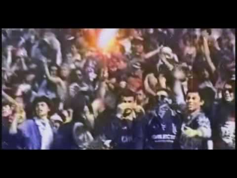 Video - Los de Abajo - Como hace 20 años, aqui esta tu hinchada alentandote otra vez - Los de Abajo - Universidad de Chile - La U - Chile