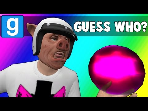 Gmod Guess Who Funny Moments - Shit Mints! (Garry's Mod)