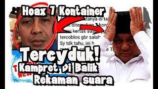 Video Bagus Bawana Putra Kornas Prabowo Pembuat Voice Chat 7 Kontainer, Resmi Terciduk! Bravo Polri! MP3, 3GP, MP4, WEBM, AVI, FLV Januari 2019