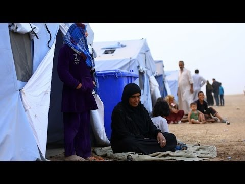 Reporter's Notebook: Inside an Iraqi Refugee Camp