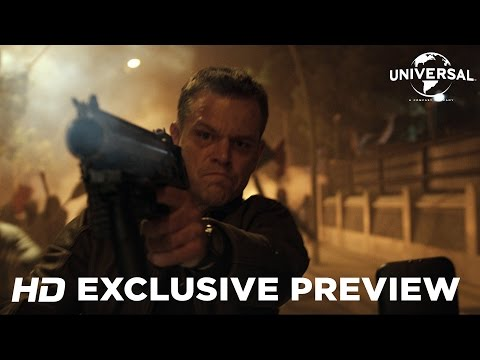 Jason Bourne (TV Spot 'Terrorists')