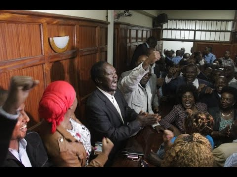 Kuria, Waititu face harsh bail terms as court frees 8 MPs