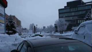 Richmond Hill (ON) Canada  city images : A snowy morning in Richmond Hill, Canada
