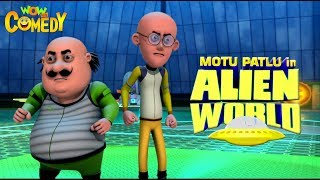 Video Motu Patlu in Alien World | MOVIE| Full Movie for kids | Wowkidz Comedy MP3, 3GP, MP4, WEBM, AVI, FLV Juni 2018