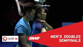 SF | MD | KIM/LEE (KOR) vs LEE/WANG (TPE) [8] | BWF 2019