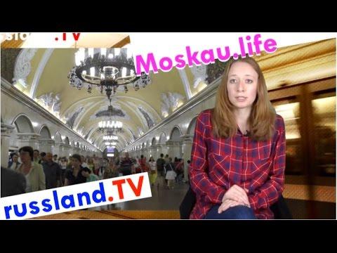 Russland: Moskauer Metro: Top5 - Unbekannte Metro Moska ...